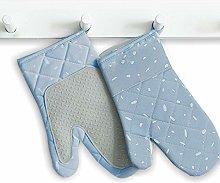 AMAYGA Double Oven Glove Heat Resistant Silicone