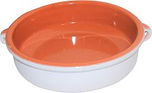 Amazing Cookware Terracotta Round Dish with