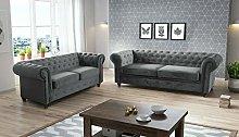 Amazing Sofas MANY COLOURS Chesterfield sofa ROMA
