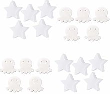 AMAZING1 20 Pack - Star & Octopus Oil Absorbing