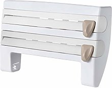 AMAZING1 4 in 1 Wall Mounted Paper Towel Holder,