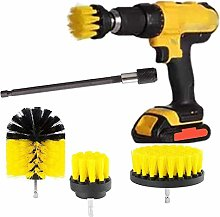 AMAZING1 4 Pack Drill Brush All Purpose Drill