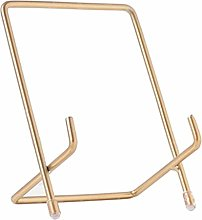AMAZING1 Decorative Metal Wire Stand, Cookbook