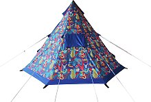 Amazon 4 Person 1 Room Teepee Tent