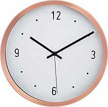 Amazon Basics 30.5 Dot Wall Clock, Copper