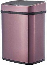 Amazon Basics Automatic Stainless Steel Dustbin -