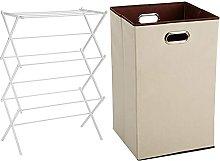 Amazon Basics Foldable Concertina Indoor Airer -