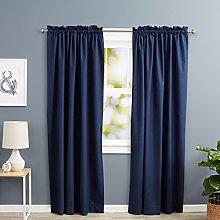 Amazon Basics Thermo-insulating Blackout Curtain,