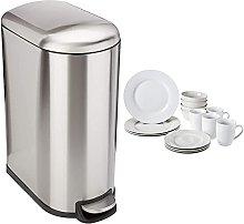 Amazon Basics Trash can, 40L & AmazonBasics