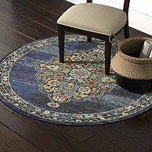 Amazon Brand - Movian Arda Round Area Rug, 160 cm