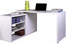 Amazon Brand - Movian Corner Desk, 150 x 74 x 120