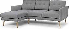 Amazon Brand - Movian Luiro 3-Seater Upholstered