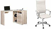 Amazon Brand -Movian Olton 1-Door 1-Drawer