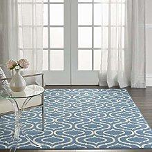 Amazon Brand - Movian Timok, Rectangular area rug,