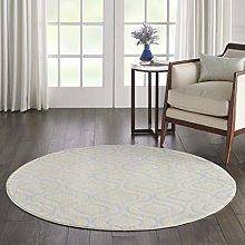 Amazon Brand - Movian Timok Round Area Rug, 160 cm