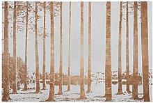 Amazon Brand - Rivet Wall Art: Sunrise Through the