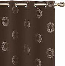 Amazon Brand - Umi Foil Printed Circle Blackout
