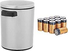 AmazonBasics Automatic Stainless Steel Dustbin -