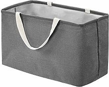 AmazonBasics Fabric Storage Bin - Large Rectangle,