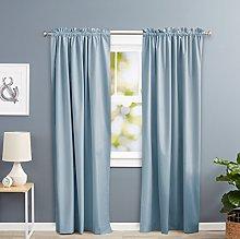 AmazonBasics Heat Insulating Blackout Curtain, 1