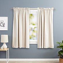 AmazonBasics heat-insulating blackout curtain, 2