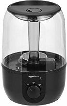 AmazonBasics Humidifier with Night Light and Aroma