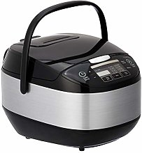 AmazonBasics Rice Cooker, Multi-Function with