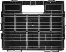 AmazonBasics Tool Organiser - 10 Compartments