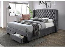 Ambassador Kingsize (5') Bed Frame Sareer