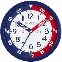 AMBERLINNEN LTD WALL CLOCK KID CHILDREN TIKKERS