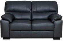 Ambrose Leather 2 Seater Sofa