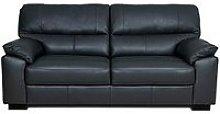 Ambrose Leather 3 Seater Sofa