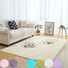 AMCER Fluffy carpet 130x220cm, Shaggy Floor