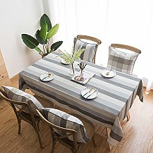 AMCER Table Cloth 100x170cm, Party Tablecloth
