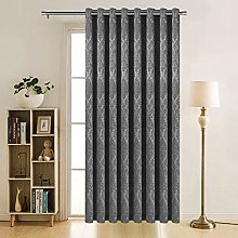 AMEHA Blackout Blinds, Thermal Insulted Door