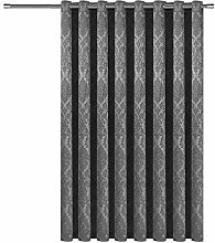 AMEHA Blackout curtains – Ring Top curtain Door