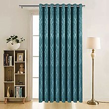 AMEHA Eyelet Door Curtains 84 Drop, Thermal