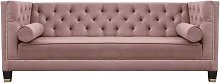 Amelia 3 Seater Chesterfield Sofa BelleFierté