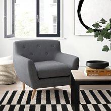 Amelie Armchair Zipcode Design Upholstery Colour: