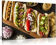 American Gourmet Grill Beef Hots Dogs Fast Food