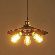 American Industrial Pendant Lamp LOFT Retro