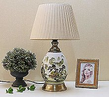 American Pastoral Landscape Night Lamp Chinese