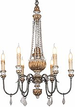 American Retro Chandelier,Simple Do The Old