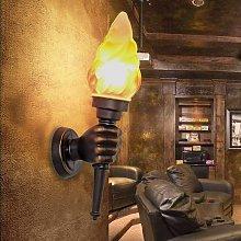 American Retro Wall Lamp Creative Bar Restaurant