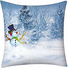AMhomely Christmas Decorations Sale,Print Pillow