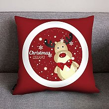 AMhomely Christmas Decorations Sale, Print Pillow