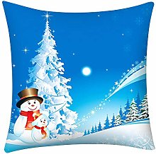 AMhomely Christmas Decorations Sale Print Pillow