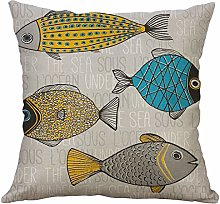 AMhomely Cushion Covers,Decorative 100% NEW 2019