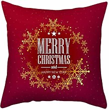 AMhomely Home Nordic Style Cushion Christmas