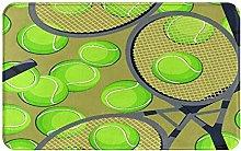 AMIGGOO Entrance Rug Floor Mats, Background